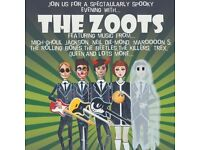 The Zoots Halloween Concert at Marlborough Town Hall Friday 27th October