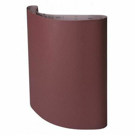 "3M 60440212052 37"" X 60"" Coated Sanding Belt 80 Grit"