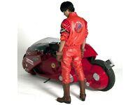 Akira Pill Kaneda Capsule Red Leather Jacket
