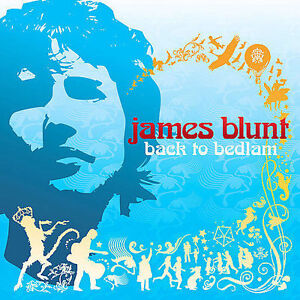 JAMES-BLUNT-Back-To-Bedlam-CD