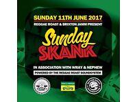 REGGAE ROAST SOUNDSYSTEM: SUNDAY SKANK!
