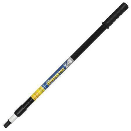 Premier 88024 Extension Pole,2 To 4 Ft.,Steel