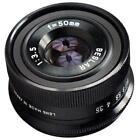 Photography Enlarging Lenses Beseler 50 mm Focal