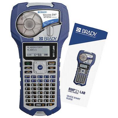 Brady Bmp21-lab Portable Label Printerbmp2134in Tape