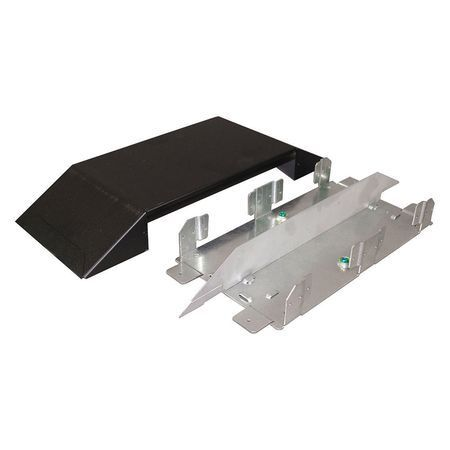 LEGRAND OFR48-4 Device Box,Steel,Boxes