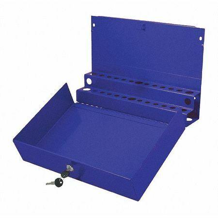 SUNEX TOOLS 8011BL Locking ScrewDriver/Pry Bar Holder,L,Bl