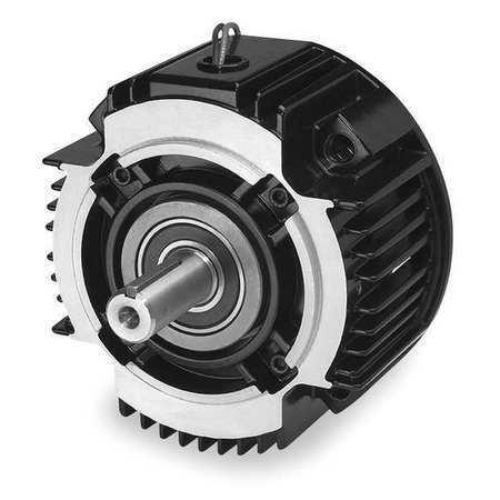 Warner Electric Em50-20-24 C-Face Brake, Torque 16 Ft-Lb, 24 Dc