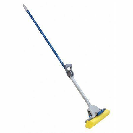 "Quickie 554 Sponge Mop,Yellow,10-1/4"" L"