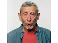 MICHAEL ROSEN IN CONVERSATION WITH DANIEL HAHN