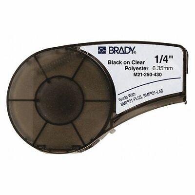 Brady M21-250-430 Label Tape Cartridgepermanent Printer