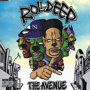 ROLL-DEEP-rare-Rap-Single-Explicit-Version-cd-2-songs-THE-AVENUE-WHEN-IM-New