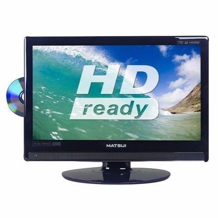 "MATSUI 19"" FREEVIEW LCD TV"