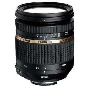 NEW Tamron 17-50mm f/2.8 SP XR Di-II VC LD Aspherical (IF) Zoom East Ryde Ryde Area Preview
