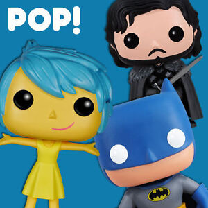 Low-Priced Funko Pops, Dorbz, Exclusives, Pre-Orders, Chase etc.
