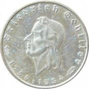 2 Reichsmark 1934