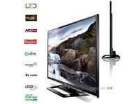 LG 42 INCH LED ULTRA THIN FULL HD TV WITH CHROME CAST TO MAKE IT SMART AND BUILT IN FREEVIEW*