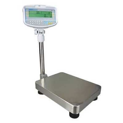 Adam Equipment Gbc 35a Digital Platform Bench Scale 35 Lb.16kg Capacity