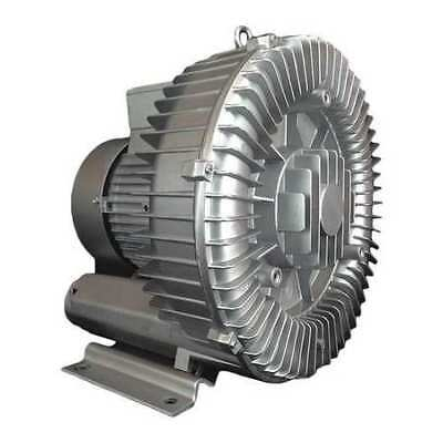 Atlantic Blowers Ab-600 Regenerative Blower 5 Hp 230 Cfm