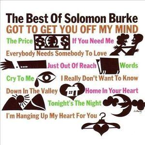 NEW The Best Of Solomon Burke (Vinyl)
