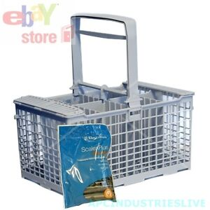 DISHLEX DISHWASHER CUTLERY BASKET GREY FITS MOST DISHWASHERS PART # 8915804