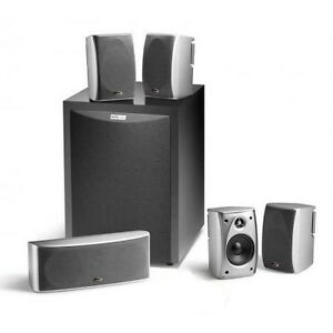 5.1 subwoofer with speakers
