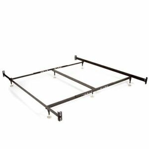 Queen/double size Metal Bed Frame with centre support
