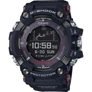 NEW G-Shock Rangeman GPR-B1000-1 GPS MADE IN JAPAN AUTHORIZED DEALER WARRANTY GPRB1000-1 black Limited IN STOCK