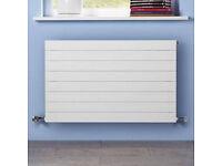 Redroom Nova horizontal central heating towel warmer