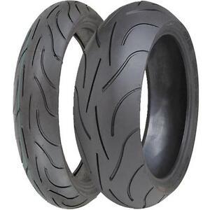Michelin Motorcycle Tires Ebay