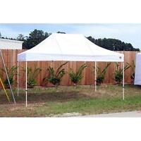 10X14 White Gazebo / Tent / Canopy Perfect for fall Wedding!