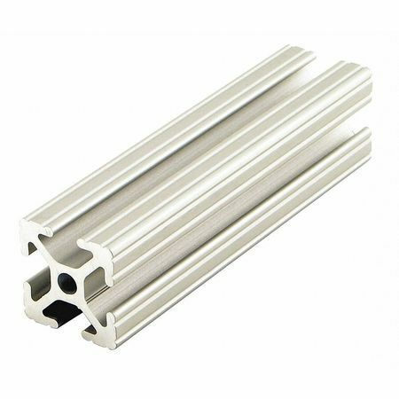 80/20 1010-72 T-Slotted Extrusion,10S,72 Lx1 In H