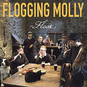Float by Flogging Molly (Vinyl, Mar-2008...