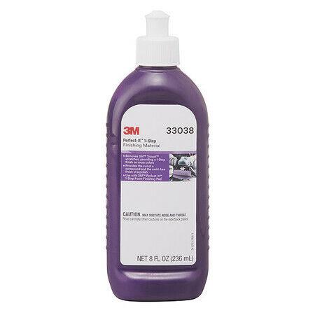 3M 33038 Scratch Remover,8 Oz. Size,Purple