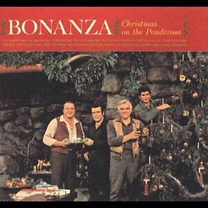 BONANZA CHRISTMAS ON THE PONDEROSA Greene Little Joe Hoss ...