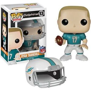 Funko Pop NFL Wave 1 Vinyl Figure Ryan Tannehill