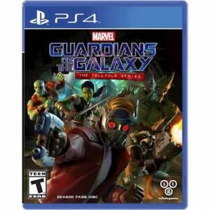 Guardians of the Galaxy - The Telltale Series (PS4)