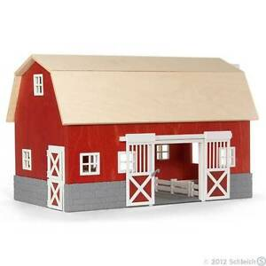 Barn: Schleich toy Farm Life 42028 Connolly Joondalup Area Preview