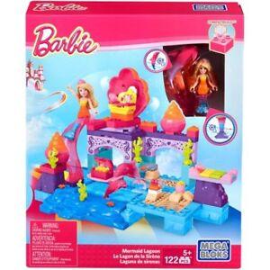 Barbie le Lagoon de la sirène MÉGA