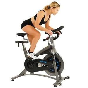 NEW ASUNA BELT DRIVE CYCLING BIKE 5100 184658549 MAGNETIC COMMERCIAL INDOOR BICYCLE WORKOUT FITNESS CARDIO