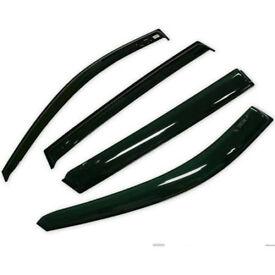 brand new skoda fabia wind deflectors