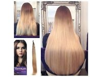 Hair Extensions Kingston MiniLocks MicroRing NanoRing Weft Weave Itip Guildford London Surrey