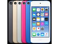 WANTED IPOD TOUCH 5TH OR 6TH GEN 64GB OR MORE CASH WAITING