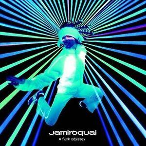 JAMIROQUAI-A FUNK ODYSSEY 2 CD SET= BRAND NEW NOT SEALED