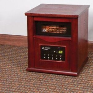 HUGE SALE ON COMFORT SPACE INFRARED HEATER !!