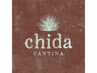 Chef required for exciting new opening…Chida Cantina!