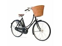 Pashley Ladies Bike with Basket & Brooks Saddle Gloss Black immaculate - Proof of Purchase