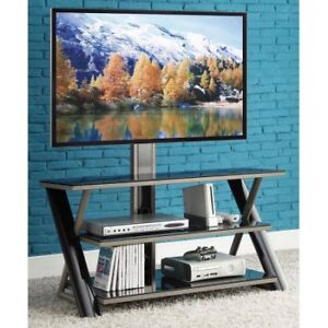 Whalen 2 shelf TV stand without mount- Assembled