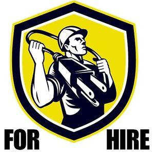 Apprentice Electrician for hire Moose Jaw Regina Area image 1