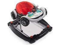 Baby walker - car model