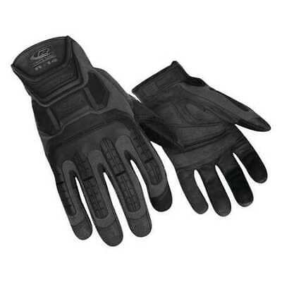 Ringers Gloves 143-13 3xl Black Hook-and-loop Cuff Impact Gloves